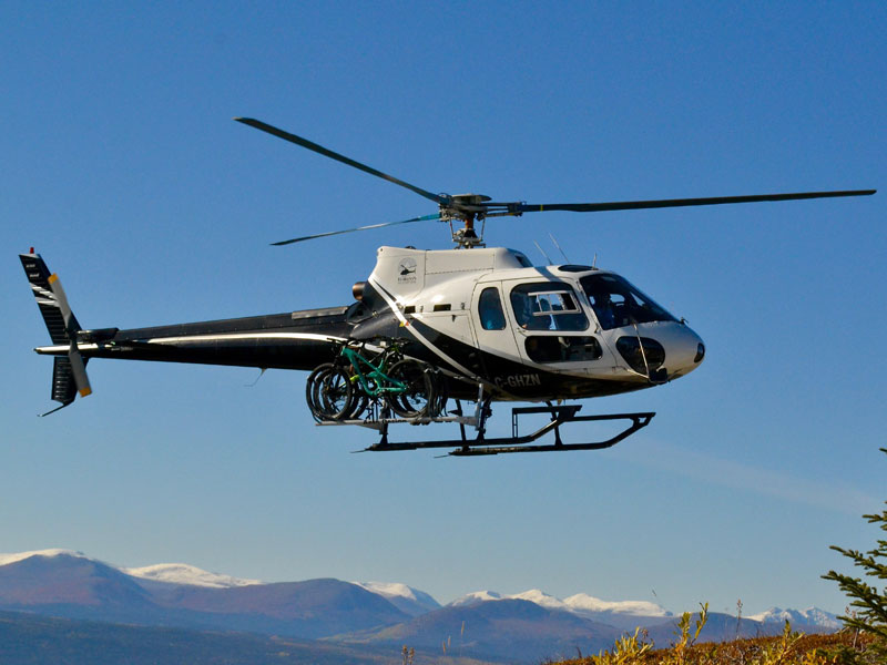 Airbus AS350SD